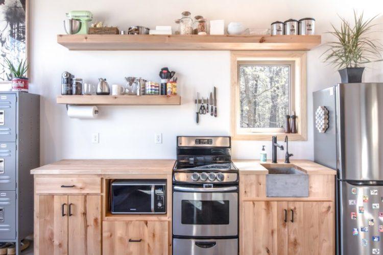 Inspirasi Kitchen Set Minimalis untuk Dapur Mini Anda.