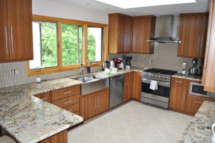 Inspirasi dapur minimalis untuk ruangan kecil Anda